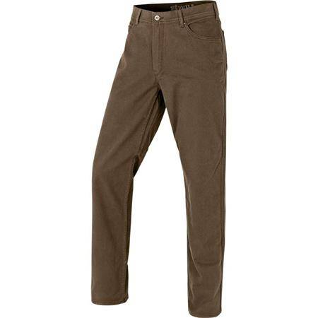Pantalon Homme Harkila Hallberg 5 Pocket - Marron