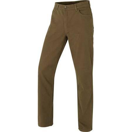 Pantalon Homme Harkila Hallberg 5 Pocket - Olive