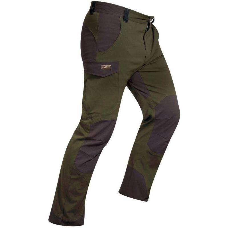 Pantalon Homme Hart Certas-T - Vert