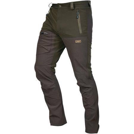 Pantalon Homme Hart Eugi-T - Marron/Vert