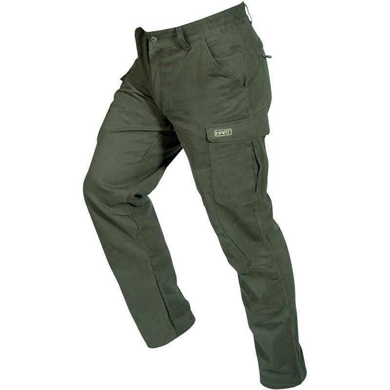 Pantalon Homme Hart Ibero-T - Vert