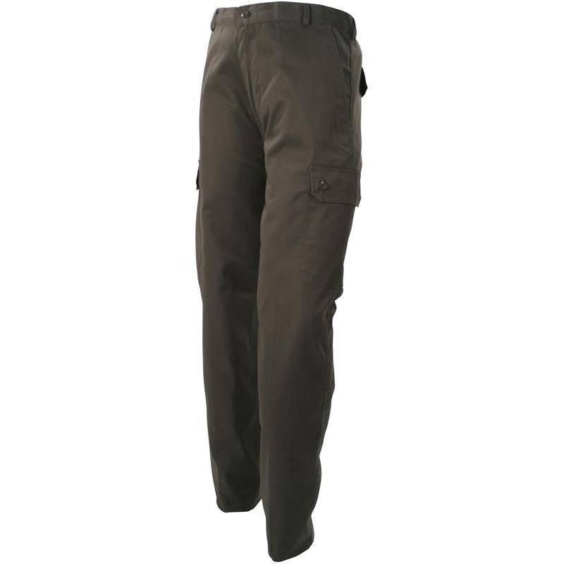 Pantalon Homme Idaho 6 Poches - Kaki