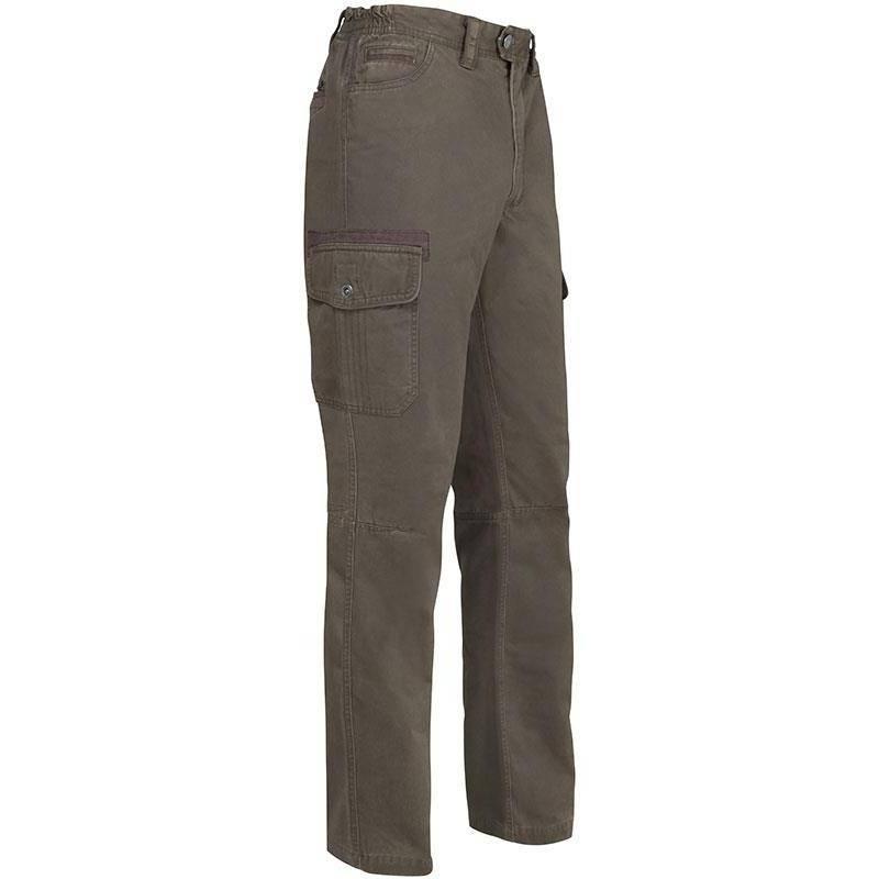Pantalon Homme Idaho Hybrid - Marron