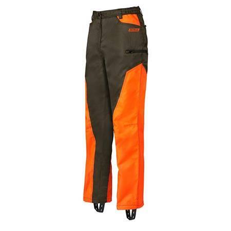 Pantalon Homme Ligne Verney-Carron Attila Wp - Vert/Orange