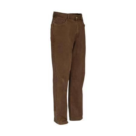 Pantalon Homme Ligne Verney-Carron Foxstretch Ii - Marron
