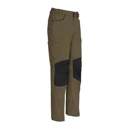 Pantalon Homme Ligne Verney-Carron Grouse Anti Tique - Kaki