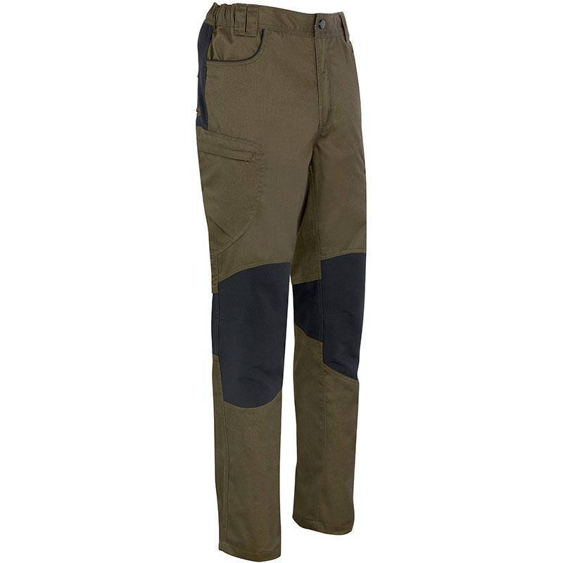 Pantalon Homme Ligne Verney-Carron Hyper Stretch Grouse - Kaki