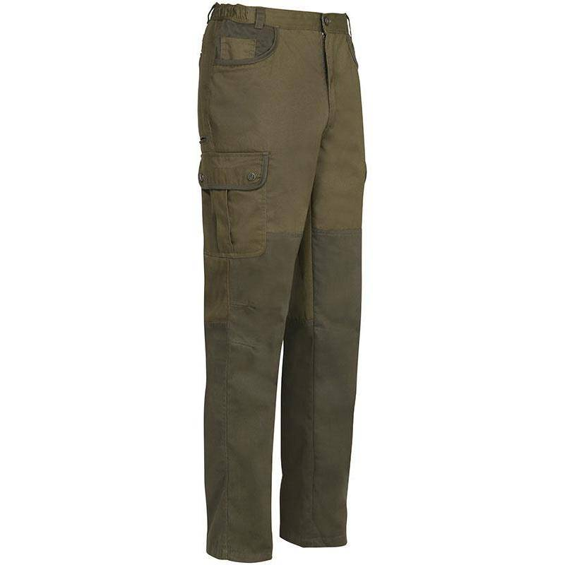 PANTALON HOMME PERCUSSION SAVANE - KAKI - 46