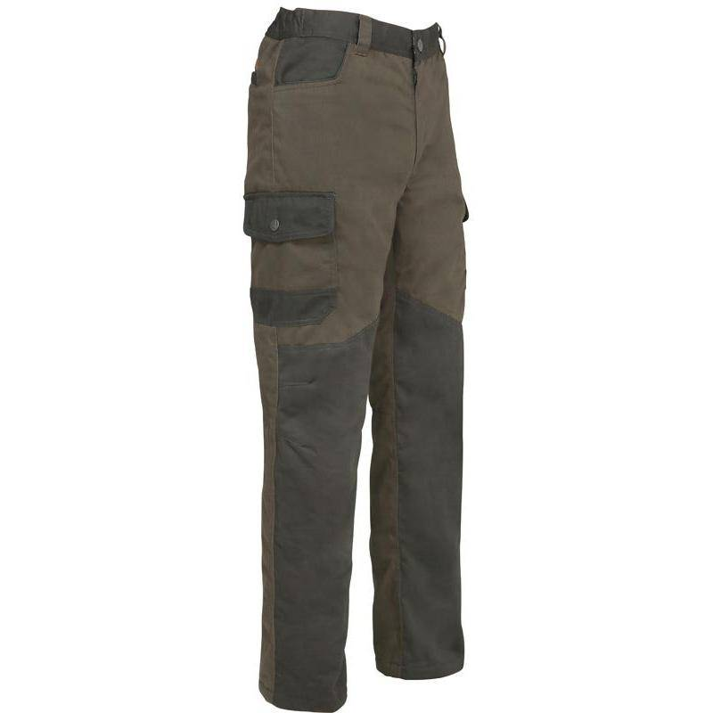 PANTALON HOMME PERCUSSION TRADITION - KAKI - 46