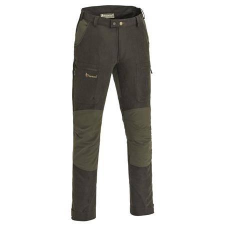 Pantalon Homme Pinewood Caribou Hunt Trs Suede - Marron