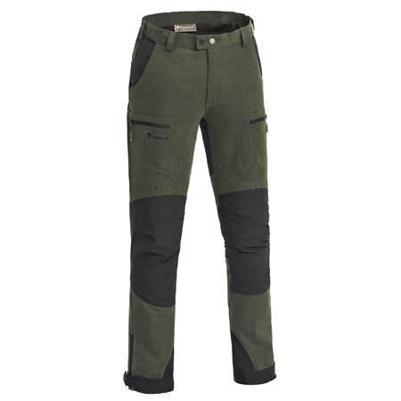 Pantalon Homme Pinewood Caribou Hunt Trs Suede - Vert