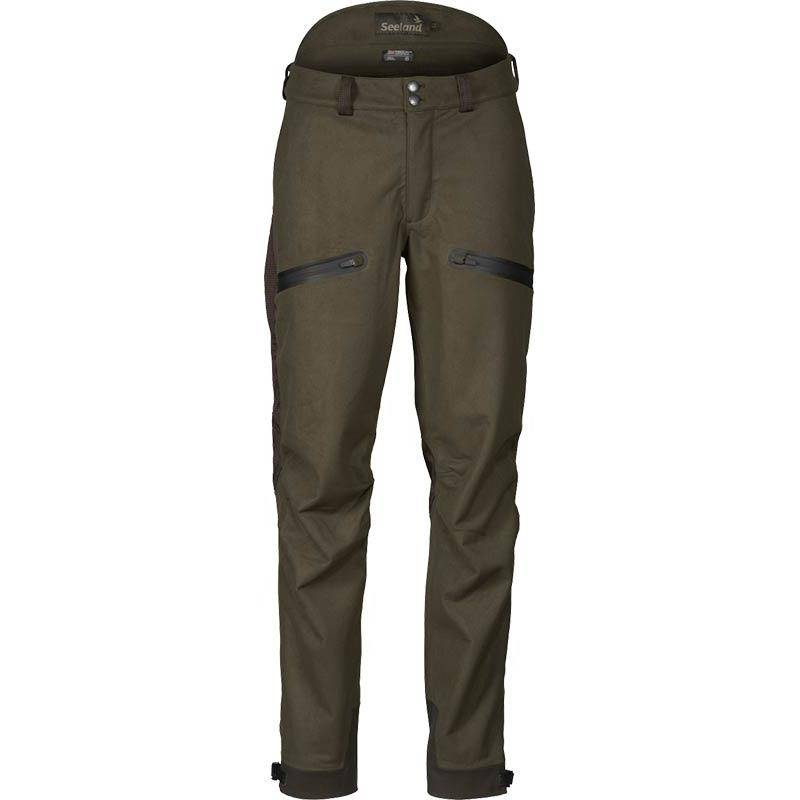 Pantalon Homme Seeland Climate Hybrid - Vert