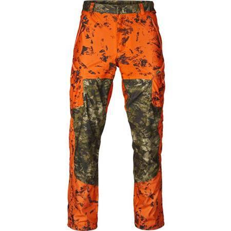 Pantalon Homme Seeland Vantage - Orange Camo