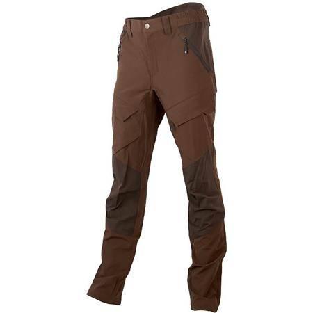 Pantalon Homme Somlys 642 Heavy Flex - Marron