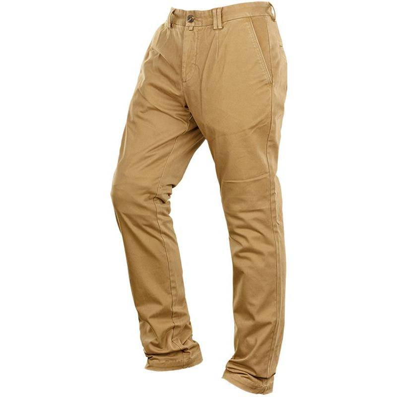 PANTALON HOMME STAGUNT FAWNY PANT - MARRON CLAIR - 52