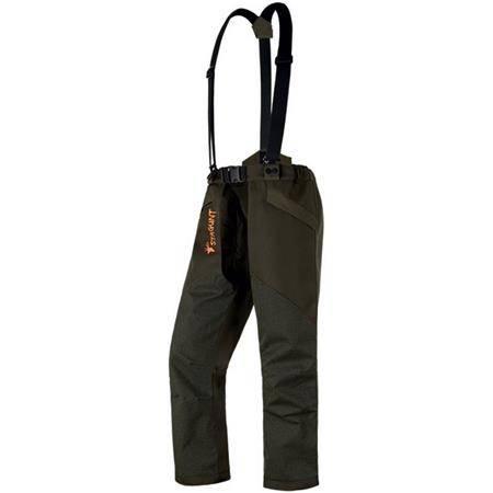 Pantalon Homme Stagunt Hardtrack Pant - Cypress