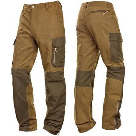 Pantalon Homme Stagunt Peisey Jkt Bison - Marron