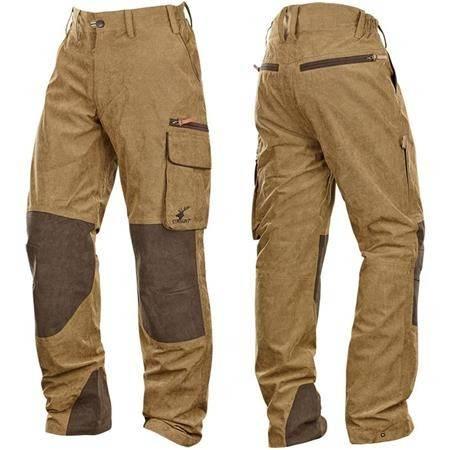 Pantalon Homme Stagunt Scot'land Pant Kangaroo - Marron