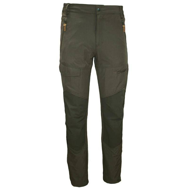 PANTALON HOMME STAGUNT VIBEN PANT FOREST NIGHT - KAKI
