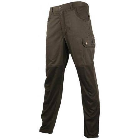 Pantalon Homme Treeland T562n Déperlant Doublé Polaire - Noir