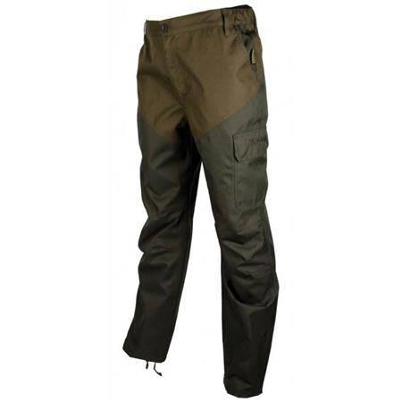 Pantalon Homme Treeland T590 Renforcé - Vert