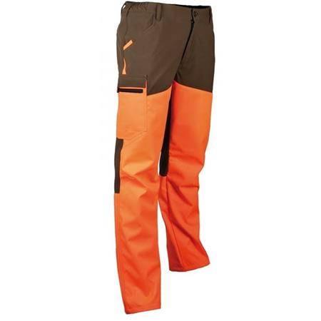 Pantalon Homme Treeland T591 Summer Resist - Orange