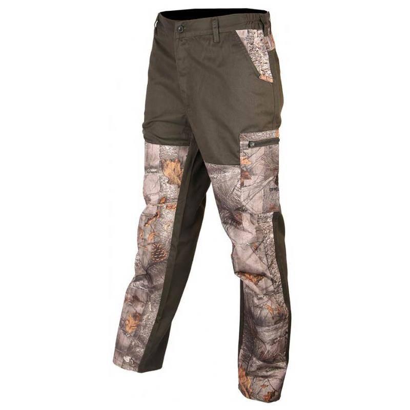 Pantalon Junior Treeland T583k Renfort - Camo