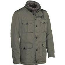 Parka homme reversible ligne verney-carron friday - kaki/marron
