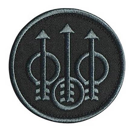 Patch Beretta Trident Velcro Patch - Noir