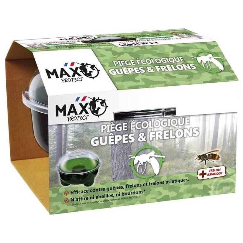Piège Max Protect Pour Guêpes, Frelons Et Mouches Po