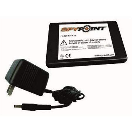 Pile Rechargeable Lithium Avec Chargeur Spypoint