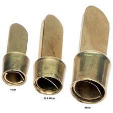Pipet ou anche januel metal pour corne cuivre elless