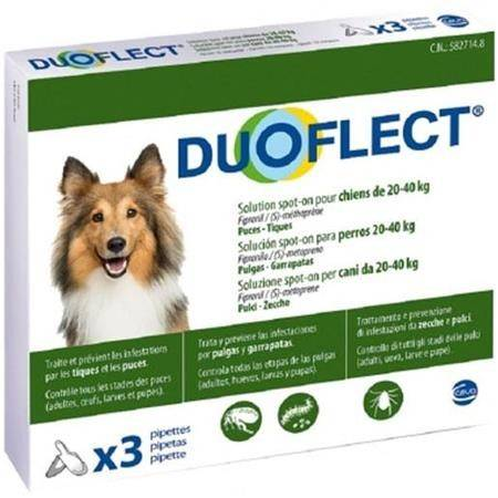 Pipette Insecticide Duoflect 20-40Kg
