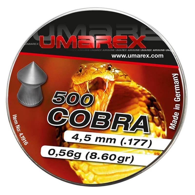 Plomb Pour Carabine Umarex Cobra - Calibre 4.5 Mm