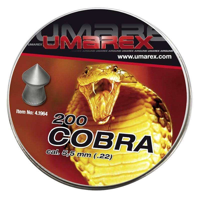 Plomb Pour Carabine Umarex Cobra - Calibre 5.5 Mm