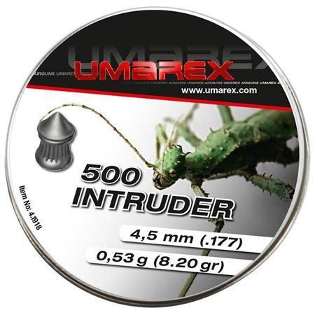 Plomb Pour Carabine Umarex Intruder - Calibre 4.5 Mm