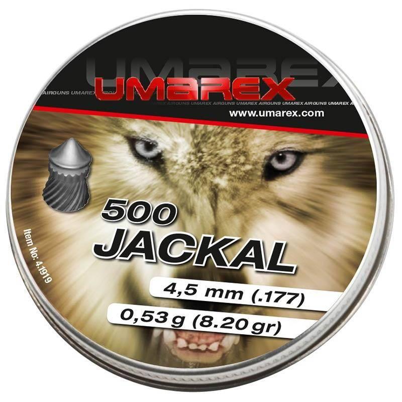 Plomb Pour Carabine Umarex Jackal - Calibre 4.5 Mm