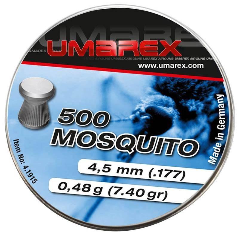 Plomb Pour Carabine Umarex Mosquito - Calibre 4.5 Mm