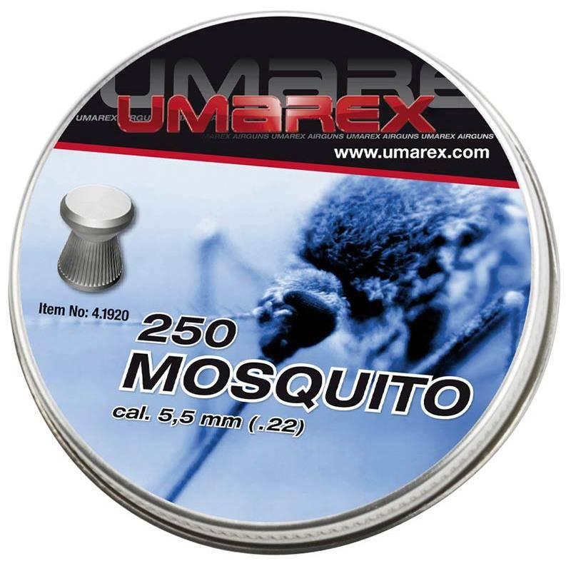 Plomb Pour Carabine Umarex Mosquito - Calibre 5.5 Mm