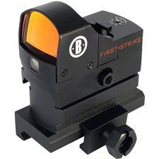 Point rouge 1x bushnell first strike reflex avec montage hi-rise