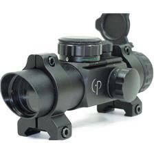 Point rouge 1x25 center point multi tac reflex sight