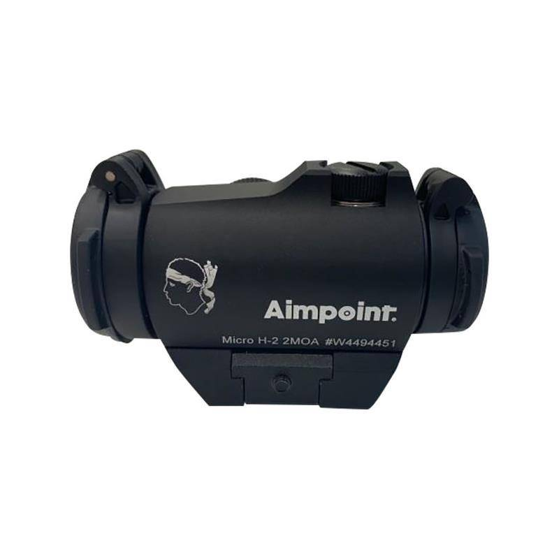 POINT ROUGE AIMPOINT MICRO H-2 2MOA