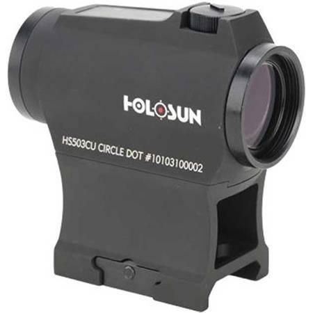 Point Rouge Holosun Micro Sights Circle Dot