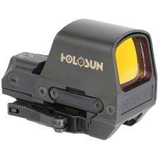 Point rouge holosun reflex sights circle dot