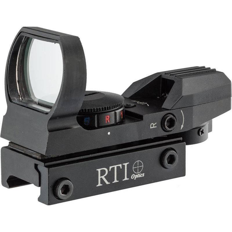 Point Rouge Rti Tactical 1X22x33 Rouge Et Bleu