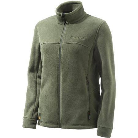 Polaire Femme Beretta Active Track Jacket W - Vert