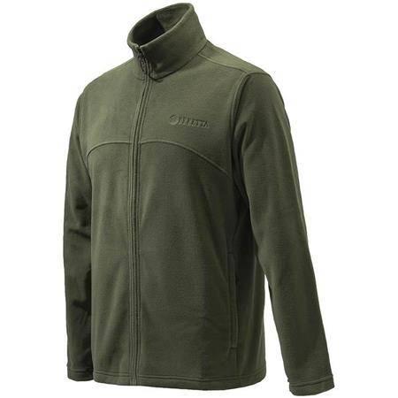 Polaire Homme Beretta Full Zip Fleece - Green