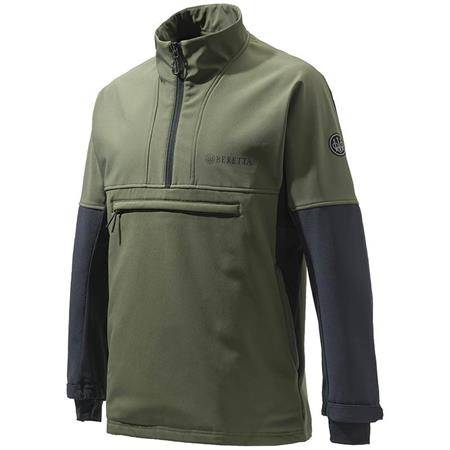 Polaire Homme Beretta Hybrid Fleece - Vert