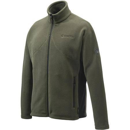 Polaire Homme Beretta Smartech Fleece Jacket - Vert