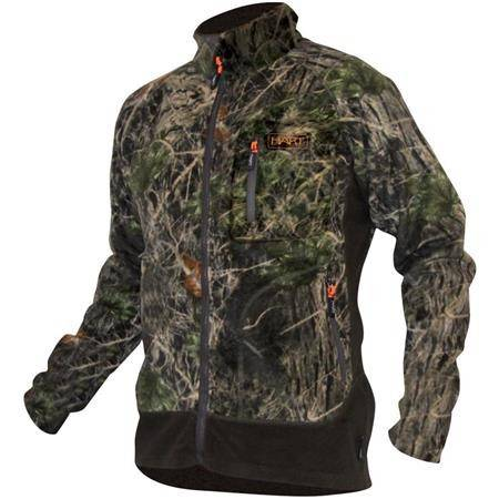Polaire Homme Hart Inliner-Fz - Forest